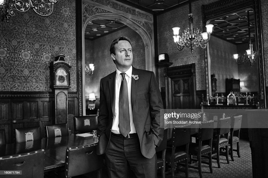 David cameron by tom stoddart getty images - Office of prime minister uk ...