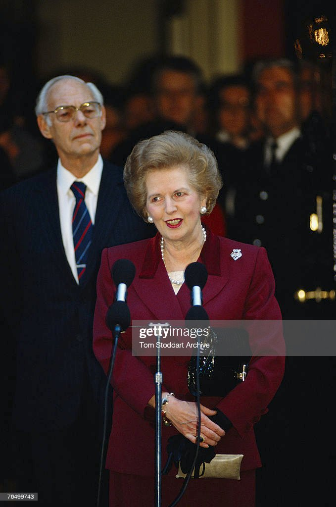 Image result for british prime minister margaret thatcher resigns