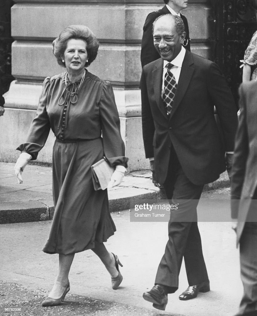 anwar sadat and margaret atwood Mubarak through the years - then-vice president mubarak, left, joins president anwar sadat at a military parade on october 6 mubarak through the years - british prime minister margaret thatcher meets with mubarak in london in 1985 hide caption 5 of 15 photos: photos.