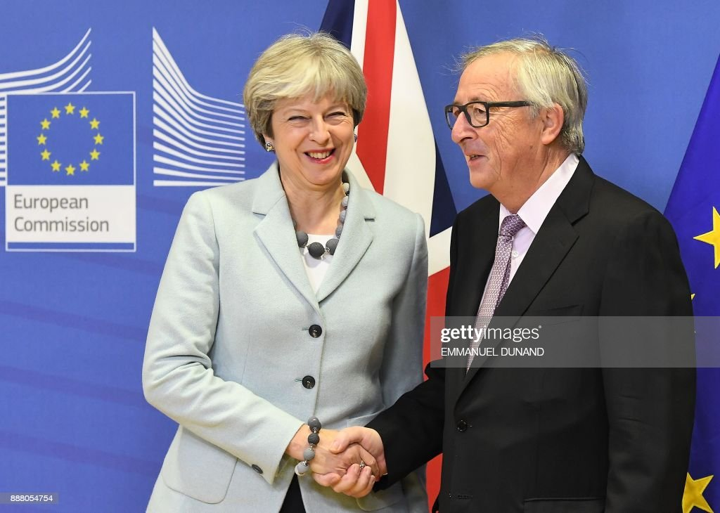 Breakthrough Deal in Brexit Agreed