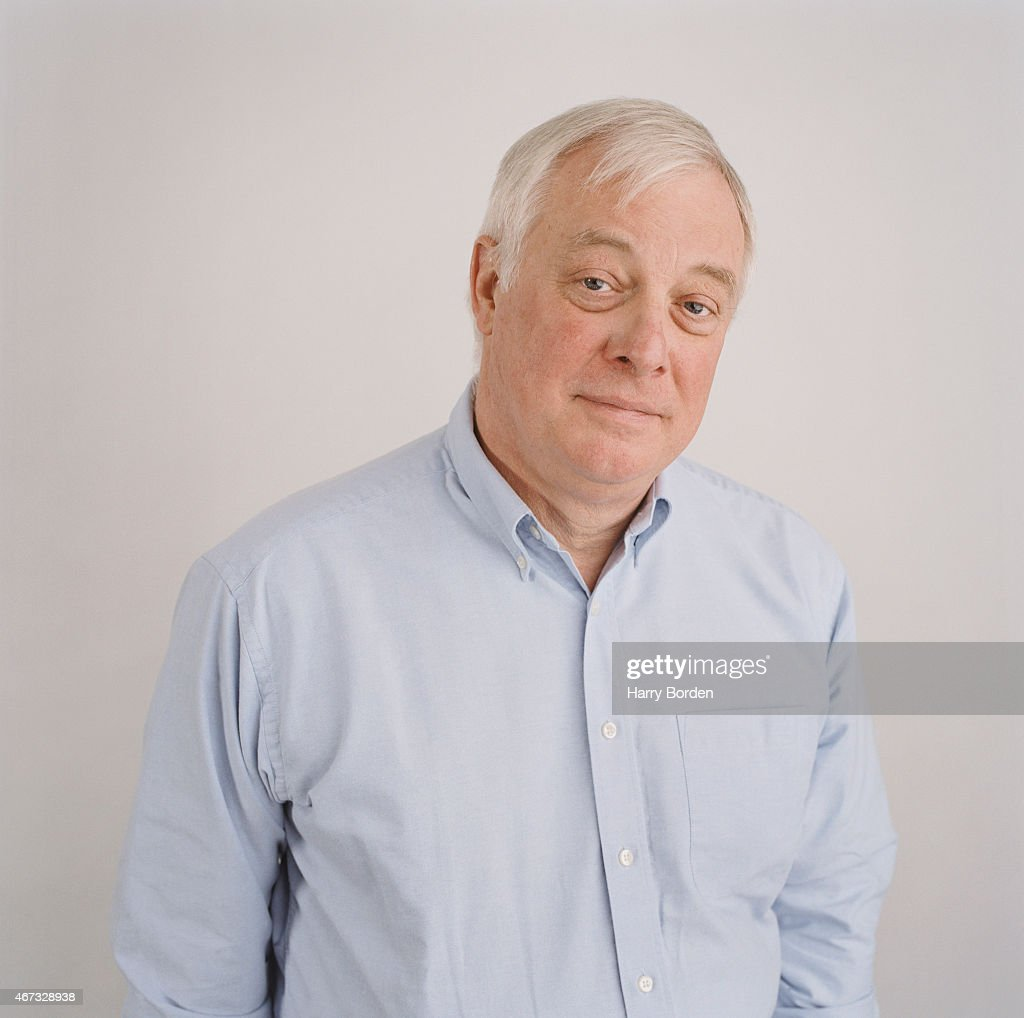 British public servant, a former chairman of the BBC Trust and serves as Chancellor of the University of Oxford, Chris Patten is photographed for the Sunday Times on March 4, 2005 in London, England.