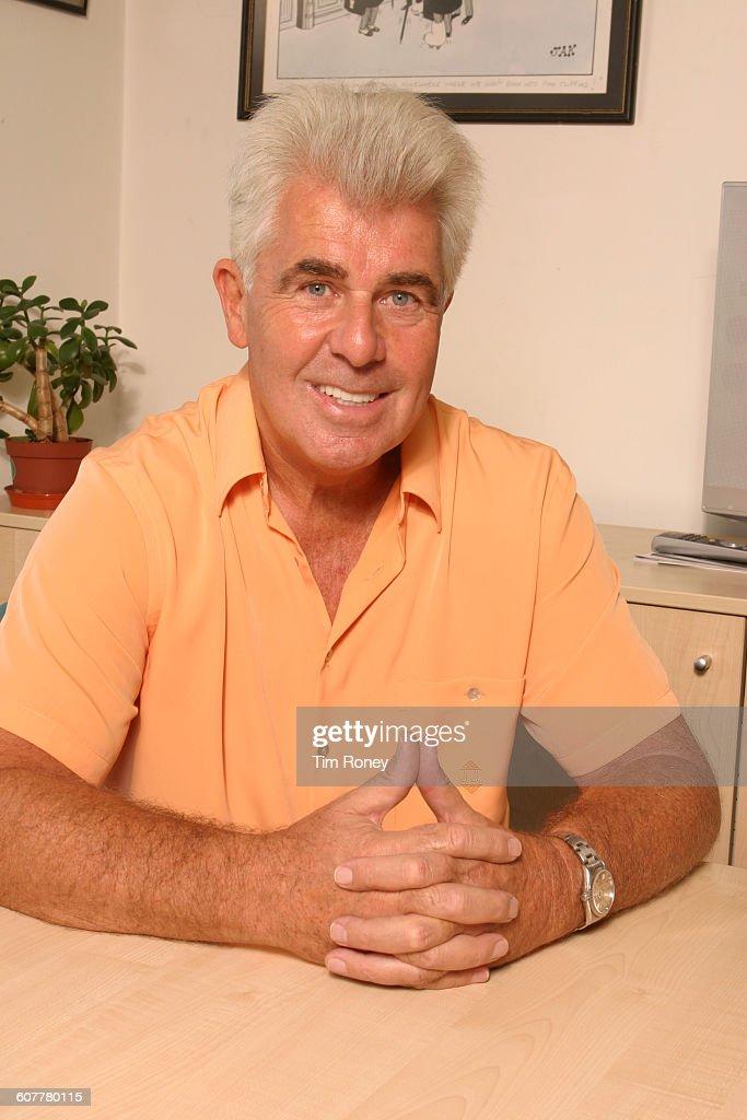 British publicity agent Max Clifford circa 2005