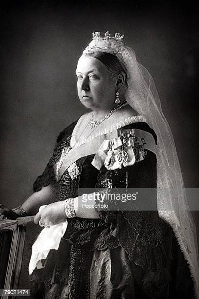 British Royalty 19th Century A portrait of HM Queen Victoria of Great Britain Queen Victoria was one of the most famous British monarchs reigning...