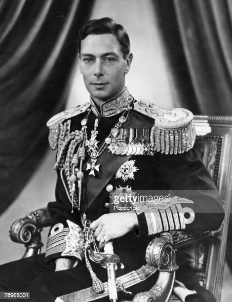 1937 HM King George VI who reigned from 19361952