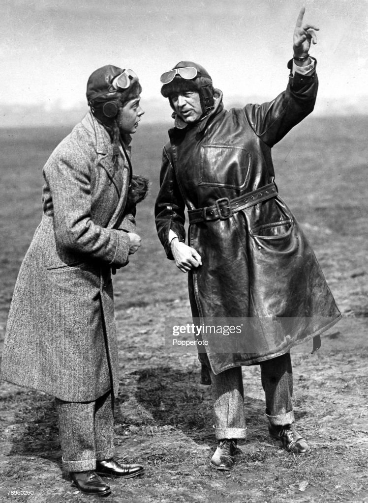 November 1921 HRHEdward Prince of Wales left pictured while at the Handley Page aircraft works at Cricklewood north London The Prince of Wales was to...