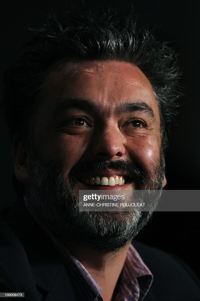 British screenwriter Jez Butterworth attends the press conference of 'Fair Game' presented in competition at the 63rd Cannes Film Festival on May 20, 2010 in Cannes.