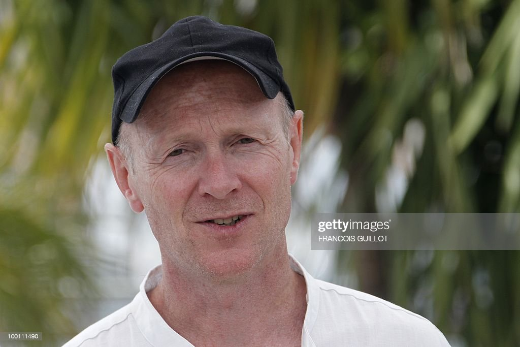British screenwriter Paul Laverty poses during the photocall 'Route Irish' presented in competition at the 63rd Cannes Film Festival on May 21, 2010 in Cannes.