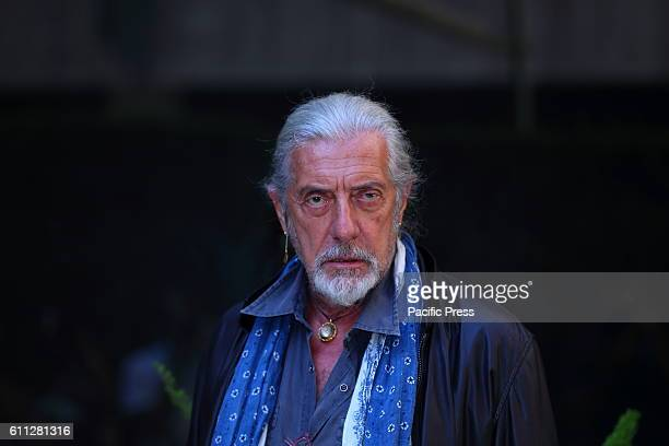British singer and actor Shel Shapiro during photocall of 'La Verità sta in cielo' a film by Roberto Faenza based on the story of Emanuela Orlandi