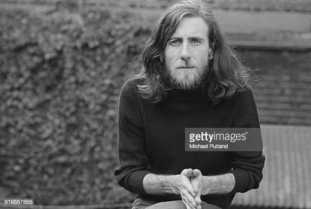 British singersongwriter Graham Nash of Crosby Stills Nash 9th April 1974