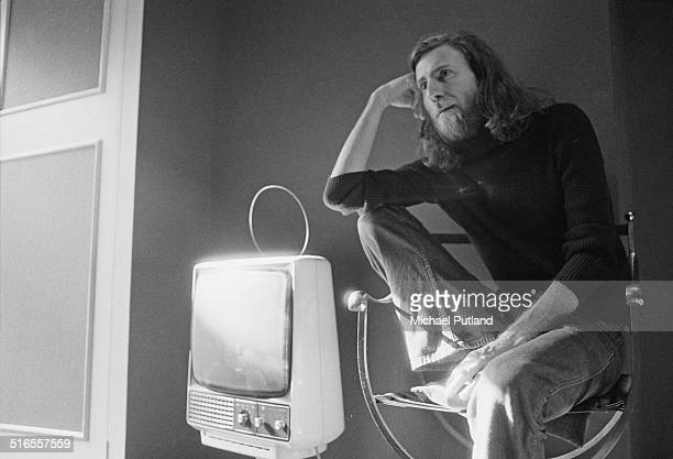 British singersongwriter Graham Nash of Crosby Stills Nash 9th April 1974