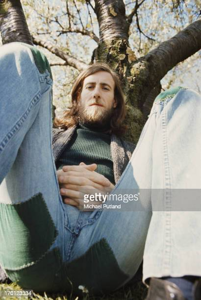 British singersongwriter Graham Nash of Crosby Stills Nash London 1974