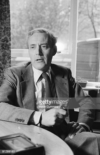 British socialist politician Tony Benn in Manchester 25th September 1979