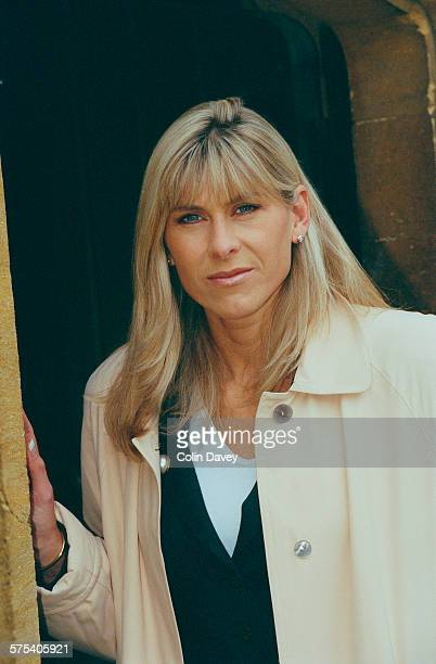 British swimmer Sharron Davies UK 25th March 1997
