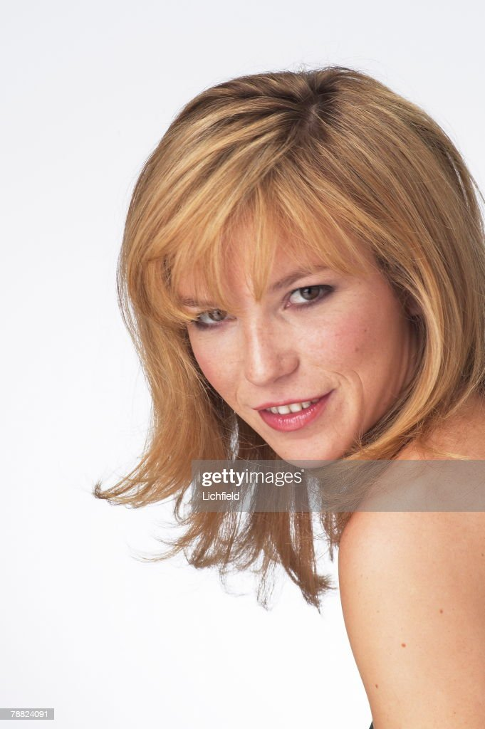 British television and film actress, Honeysuckle Weeks, photographed in the Studio on 5th October 2004. (Photo by Lichfield/Getty Images).