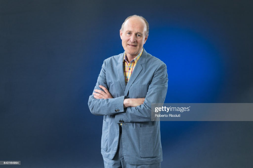 British television producer Sir Peter Bazalgette attends a photocall during the annual Edinburgh International Book Festival at Charlotte Square Gardens on August 28, 2017 in Edinburgh, Scotland.