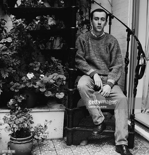 British theatre and film director Nicholas Hytner 1988