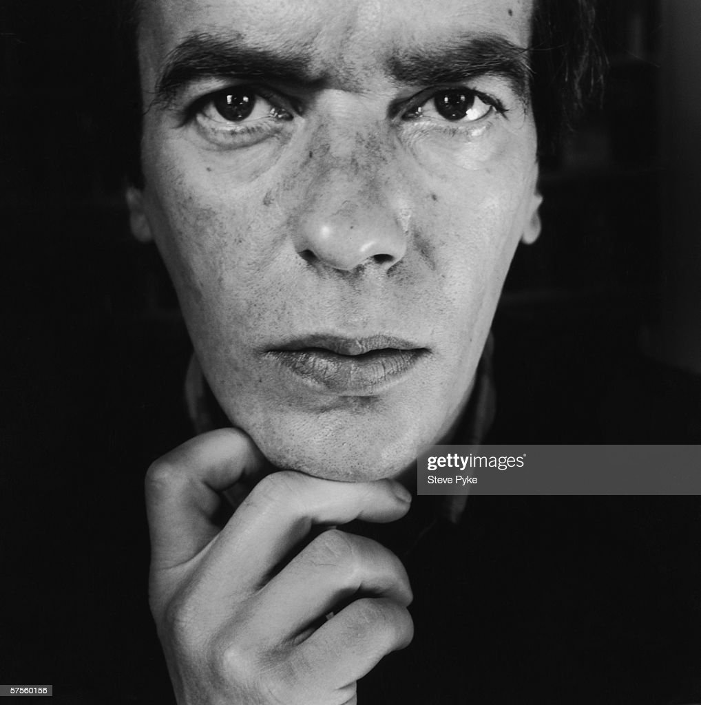 in profile martin amis photos and images getty images british writer martin amis london 10th 1995
