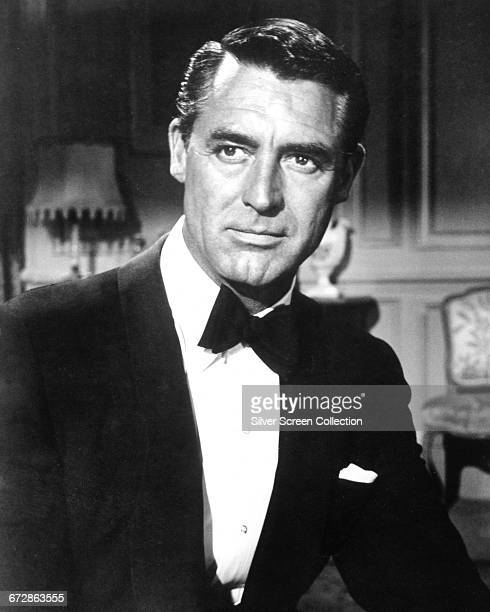 BritishAmerican actor Cary Grant in a scene from the film 'Indiscreet' directed by Stanley Donen 1958