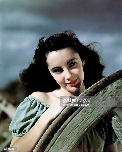 Britishborn American actress Elizabeth Taylor as Velvet Brown in 'National Velvet' directed by Clarence Brown 1944
