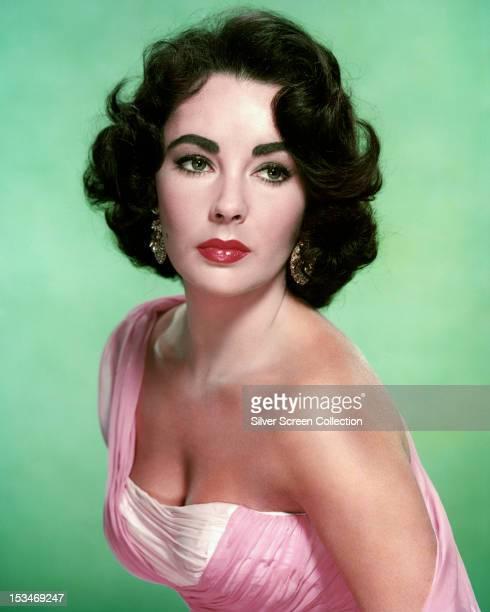 Britishborn American actress Elizabeth Taylor circa 1960