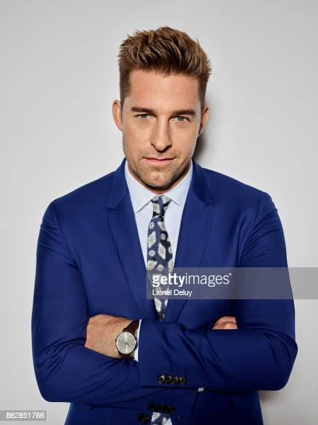 BritishCanadian film and television actor Scott Speedman for Prestige on June 3 2017 in Los Angeles California