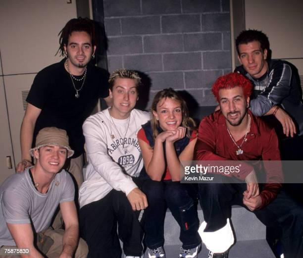 Britney Spears and NSYNC