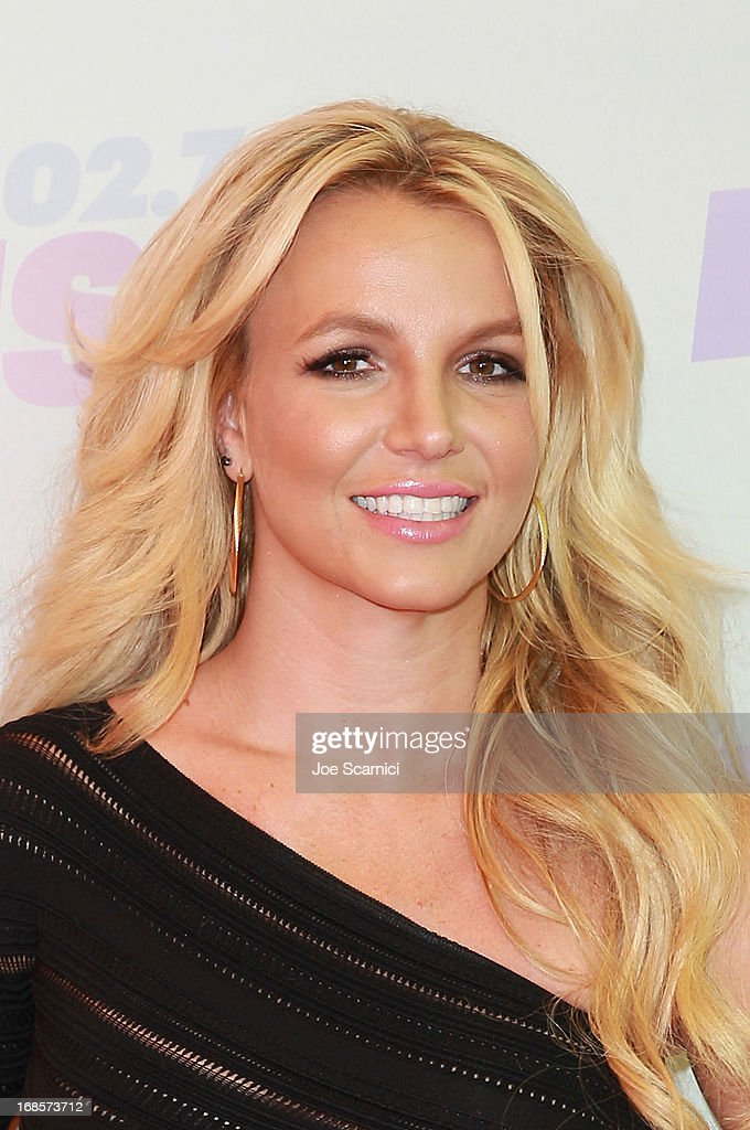 <a gi-track='captionPersonalityLinkClicked' href=/galleries/search?phrase=Britney+Spears&family=editorial&specificpeople=156415 ng-click='$event.stopPropagation()'>Britney Spears</a> arrives at 102.7 KIIS FM's Wango Tango 2013 at The Home Depot Center on May 11, 2013 in Carson, California.