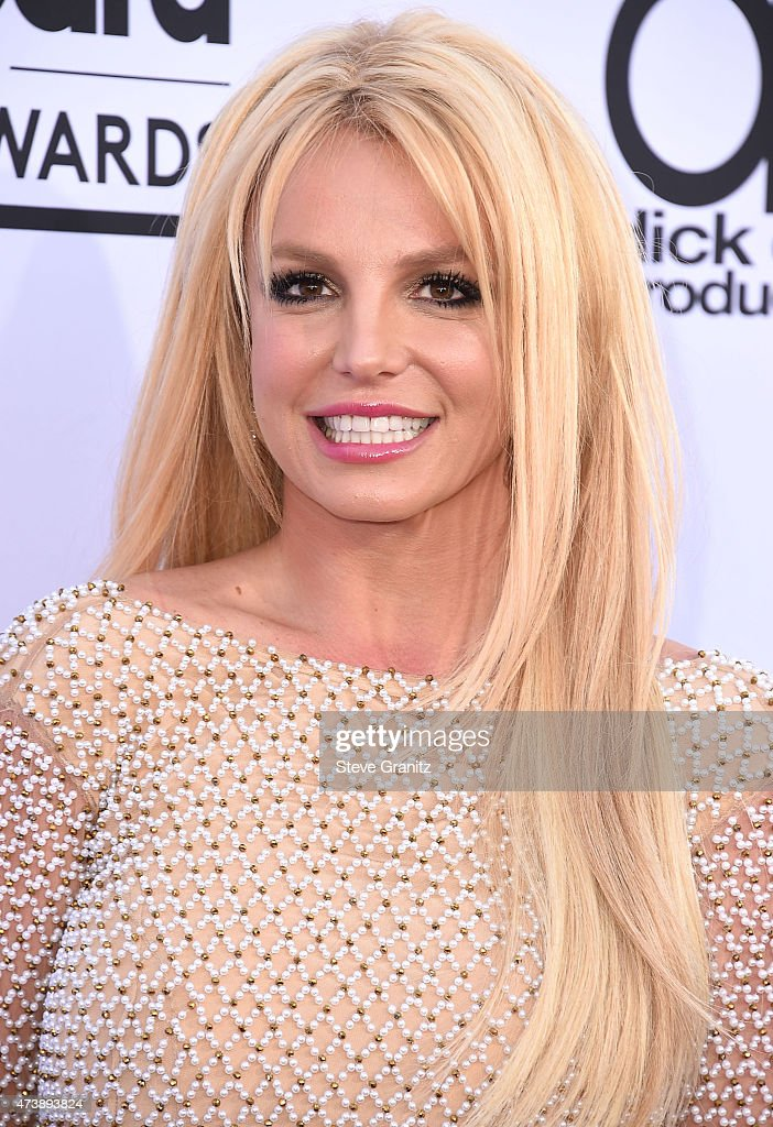 <a gi-track='captionPersonalityLinkClicked' href=/galleries/search?phrase=Britney+Spears&family=editorial&specificpeople=156415 ng-click='$event.stopPropagation()'>Britney Spears</a> arrives at the 2015 Billboard Music Awards at MGM Garden Arena on May 17, 2015 in Las Vegas, Nevada.