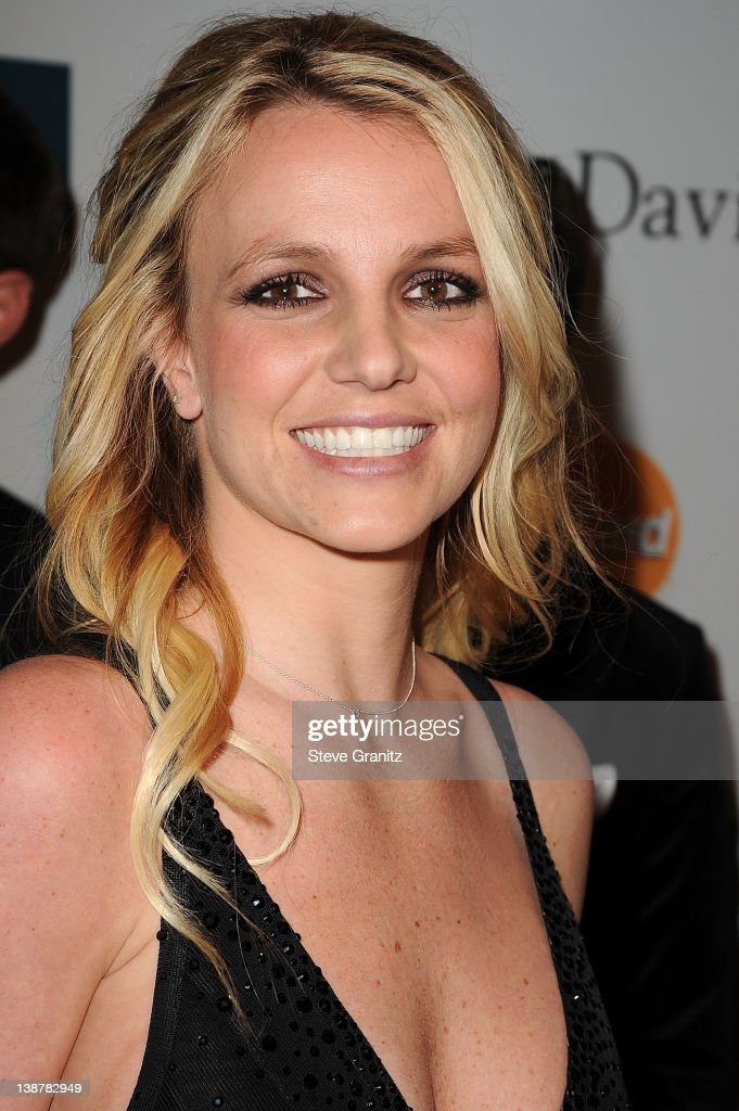 <a gi-track='captionPersonalityLinkClicked' href=/galleries/search?phrase=Britney+Spears&family=editorial&specificpeople=156415 ng-click='$event.stopPropagation()'>Britney Spears</a> arrives at The Recording Academy's 2012 Pre-GRAMMY Gala And Salute To Industry Icons Honoring Richard Branson at The Beverly Hilton hotel on February 11, 2012 in Beverly Hills, California.