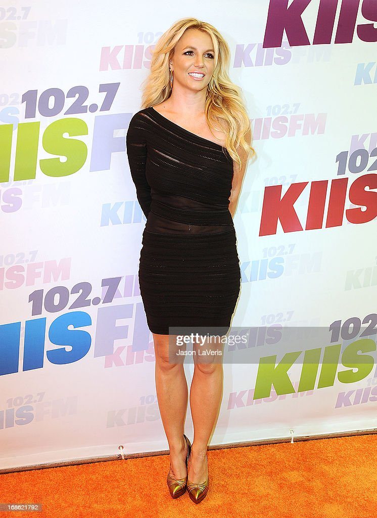 Britney Spears attends 102.7 KIIS FM's Wango Tango at The Home Depot Center on May 11, 2013 in Carson, California.