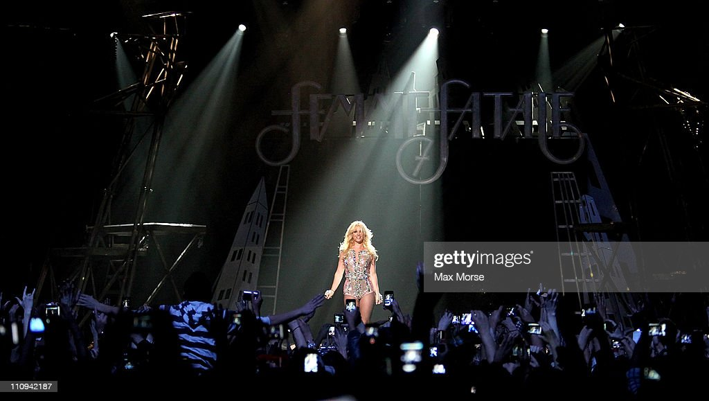 <a gi-track='captionPersonalityLinkClicked' href=/galleries/search?phrase=Britney+Spears&family=editorial&specificpeople=156415 ng-click='$event.stopPropagation()'>Britney Spears</a> attends 'Good Morning America's' Taping Performance At Bill Graham Civic Auditorium on March 27, 2011 in San Francisco, California.