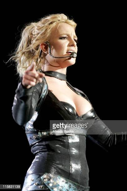 Britney Spears during Rock In Rio Lisboa Day 5 at Belavista Park in Lisbon Belavista Park Portugal