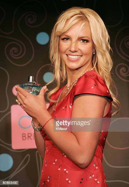 Britney Spears introduced her new fragrance 'Curious' at Macy's in New York City yesterday The scent from Elizabeth Arden is now available at...