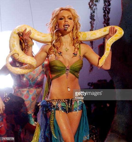 Britney Spears performs at the The Metropolitan Opera House at Lincoln Center in New York City New York