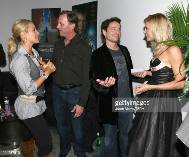 Brittany Daniel Mark McIntyre Chris Kattan and Dominique Swain