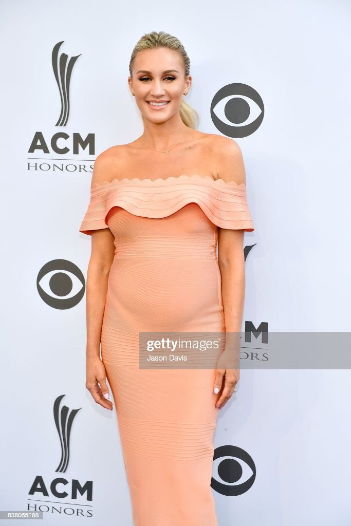 Brittany Kerr arrives at the 11th Annual ACM Honors at Ryman Auditorium on August 23, 2017 in Nashville, Tennessee.