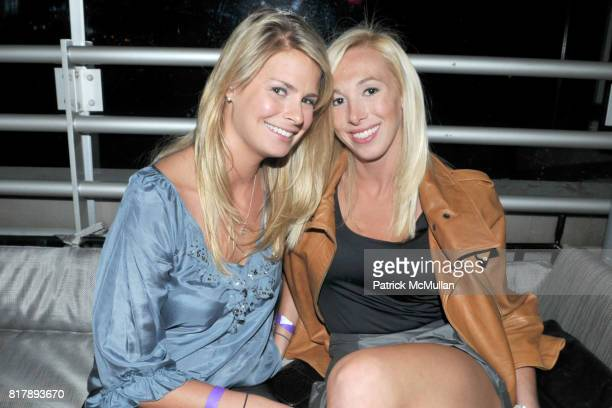 Brittany Kligman and Holly Dadario attend ASSOCIATION to BENEFIT CHILDREN Junior Committee Fundraiser at Gansevoort Hotel on September 14 2010 in New...