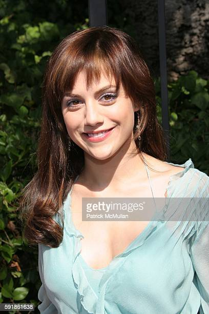 Brittany Murphy attends Couture Cares A Benefit for Breast Cancer Arrivals at Home of Colleen and Bradley Bell on October 20 2005 in Bel Air CA
