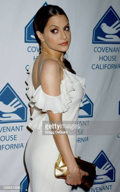 Brittany Murphy during 2005 Covenant With Youth Gala at Beverly Hilton Hotel in Beverly Hills California United States