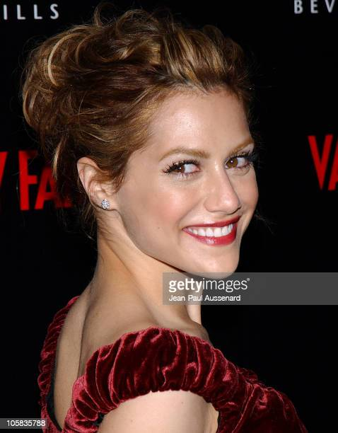 Brittany Murphy during 2006 Rodeo Drive Walk of Style Awards Arrivals at Historic Beverly Hills Post Office in Beverly Hills California United States