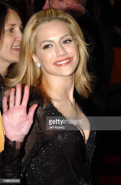 Brittany Murphy during 8 Mile Premiere at Mann Village Westwood in Westwood CA