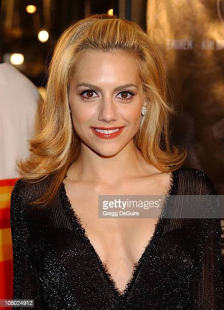 Brittany Murphy during '8 Mile' Westwood Premiere at Mann Village Theatre in Westwood California United States