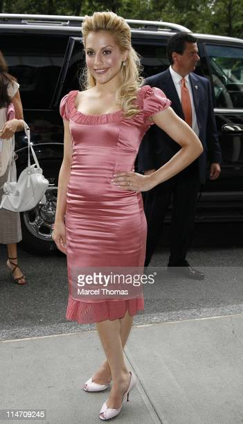 Brittany Murphy during Brittany Murphy Sighting in New York City June 20 2006 at Midtown in New York City New York United States