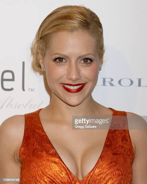 Brittany Murphy during Carolina Herrera Los Angeles Boutique Opening Arrivals at Carolina Herrera in Los Angeles California United States