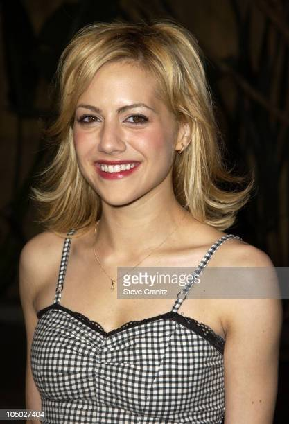 Brittany Murphy during 'CQ' Premiere Los Angeles at Egyptian Theatre in Hollywood California United States