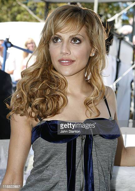 Brittany Murphy during 'Happy Feet' Australian Premiere Blue Carpet December 10 2006 at Entertainment Quarter in Sydney NSW Australia