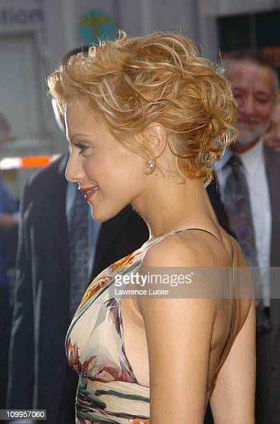 Brittany Murphy during Little Black Book New York Premiere Arrivals at Ziegfeld Theater in New York City New York United States