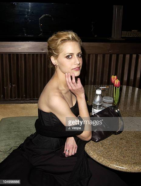 Brittany Murphy during PlayStation 2's After Party for Movieline's 4th Annual Young Hollywood Awards at The Highlands in Hollywood California United...