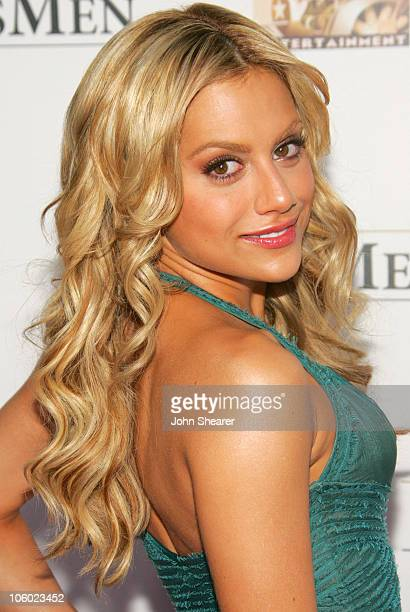 Brittany Murphy during 'The Groomsmen' World Premiere at The Arclight in Hollywood California United States