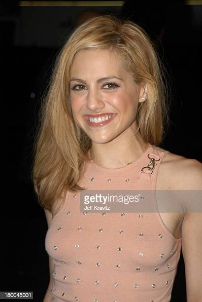 Brittany Murphy during VH1 Big in 2002 Awards Arrivals at Grand Olympic Auditorium in Los Angeles CA United States